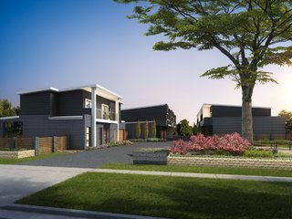 Sakura - Three Bedroom Townhouses and Four Bedroom Standalone Residence