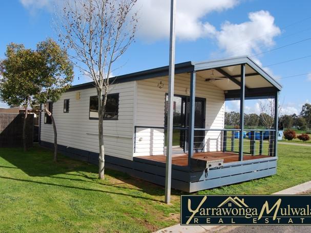 Cabin W113 Sun Country Caravan Park, Mulwala NSW 2647