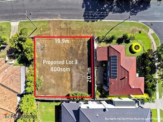 Proposed Lot 3 McIlwraith Street