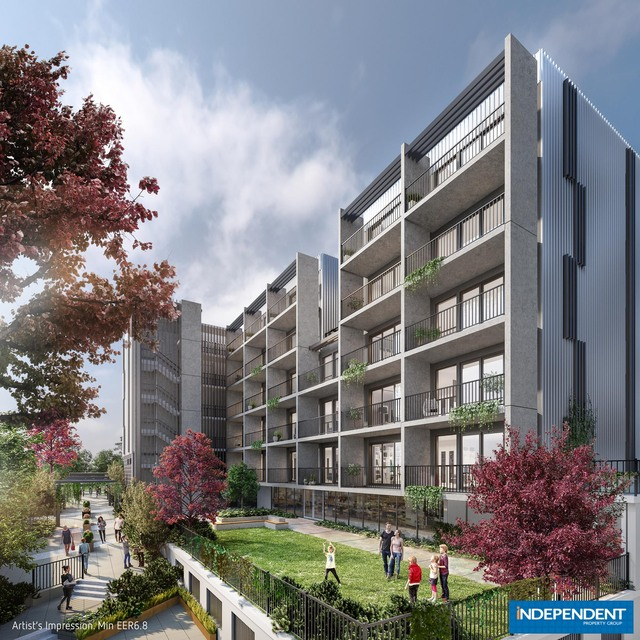 Kingsborough - Residential Apartments, Kingston ACT 2604