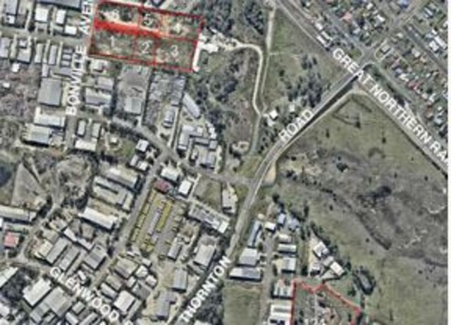 Thornton Industrial Estate, Thornton NSW 2322