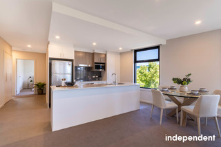 Large 2-Bedroom apartment with views. Complete and ready to move into Greenway ACT 2900