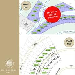 Lot 212 Riverina Grove Estate Clifton Boulevard Griffith NSW 2680
