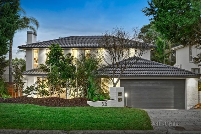 25 Monomeath Close, Doncaster East VIC 3109