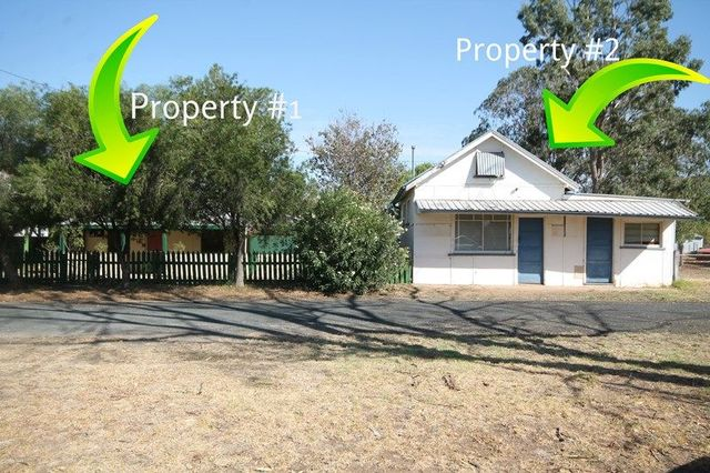 4 & 6 Edward Square, Greenethorpe Via, Young NSW 2594