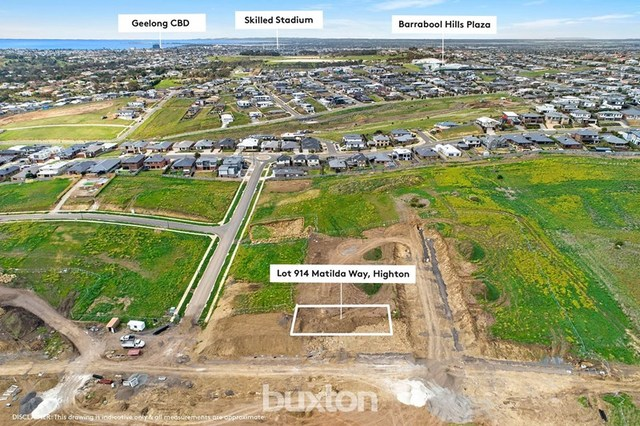 Lot 914 Matilda Way, Highton VIC 3216