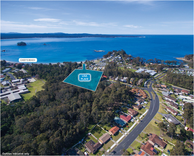 Lot 2 Lisa Place, Batehaven NSW 2536