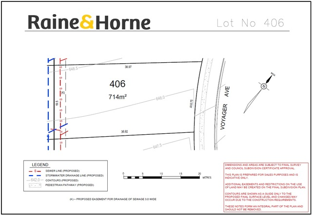 Lot 406 Voyager Ave, NSW 2580