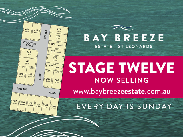 Stage 12 Bay Breeze Estate, St Leonards VIC 3223
