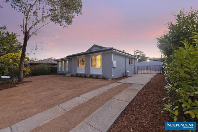 12 Vansittart Crescent, Kambah ACT 2902