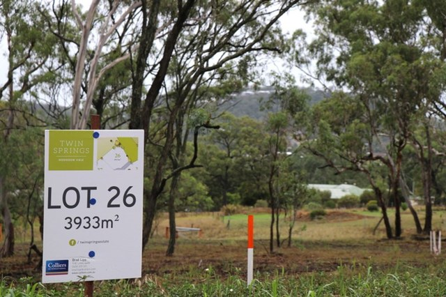 Lot 26/null Fitton Road, Hodgson Vale QLD 4352
