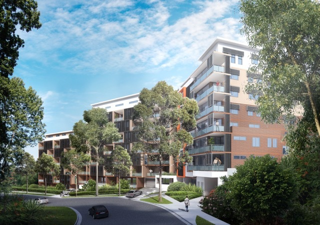 75/6-16 Hargraves St, Gosford NSW 2250