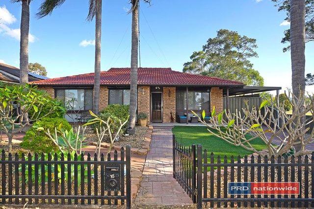 16 Glenbrook Street, Jamisontown NSW 2750
