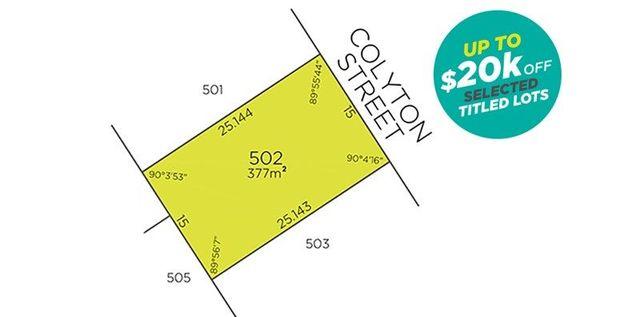 Lot 502 Colyton Street, Viveash WA 6056