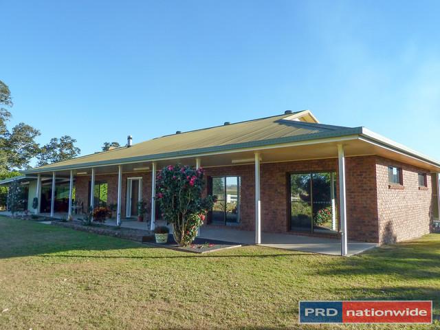 4 Lamberton Lane Ettrick Via, Kyogle NSW 2474