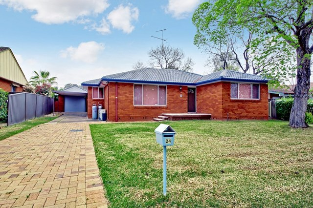 24 Inverness Road, South Penrith NSW 2750