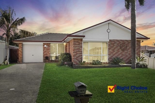 86 Burdekin Drive, NSW 2527
