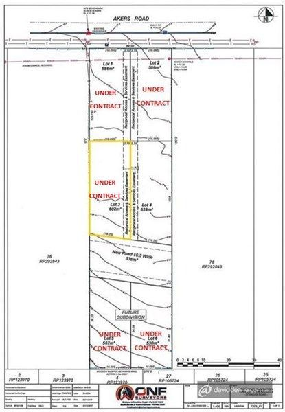 Proposed Lot 3 37 Akers Road, Lawnton QLD 4501