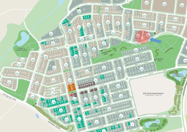 Kondelea Way, Denman Prospect ACT 2611