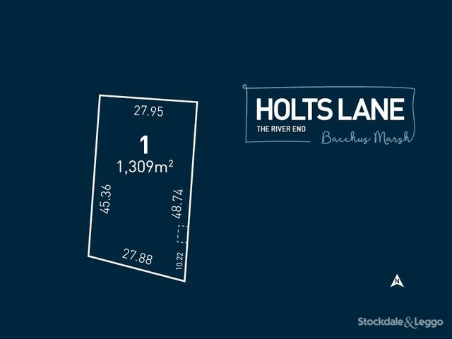 Lot 1 Holts Lane, Bacchus Marsh VIC 3340