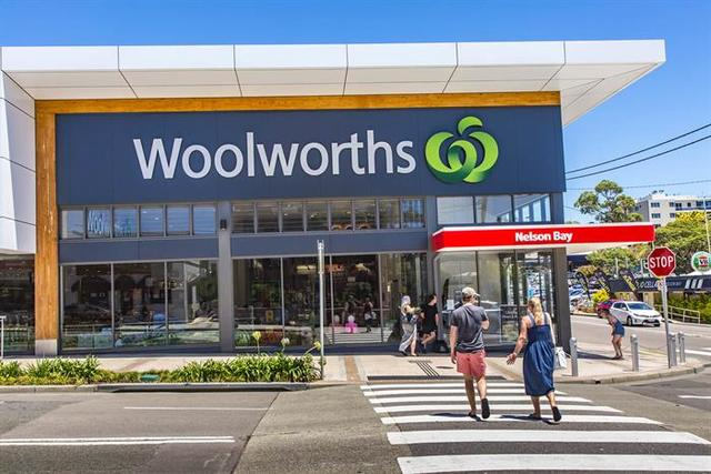 Woolworths Nelson Bay, 30-32 Stockton Street, Nelson Bay NSW 2315