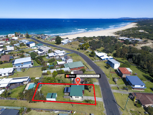 24 South Pacific Crescent, Ulladulla NSW 2539