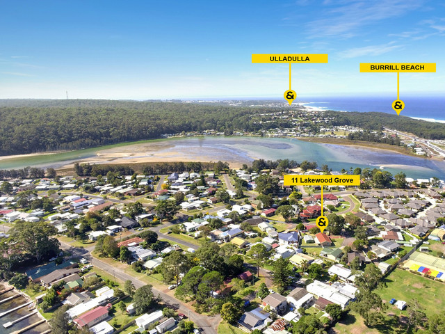11 Lakewood Grove, Burrill Lake NSW 2539