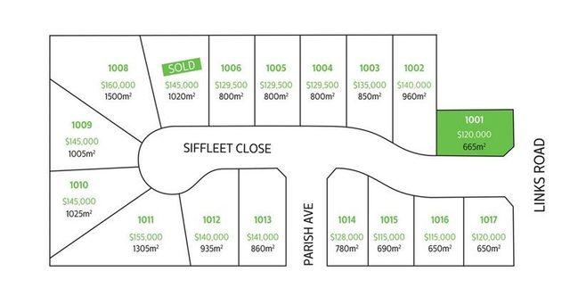 Lot 1001/Siffleet Close Links Estate, NSW 2380
