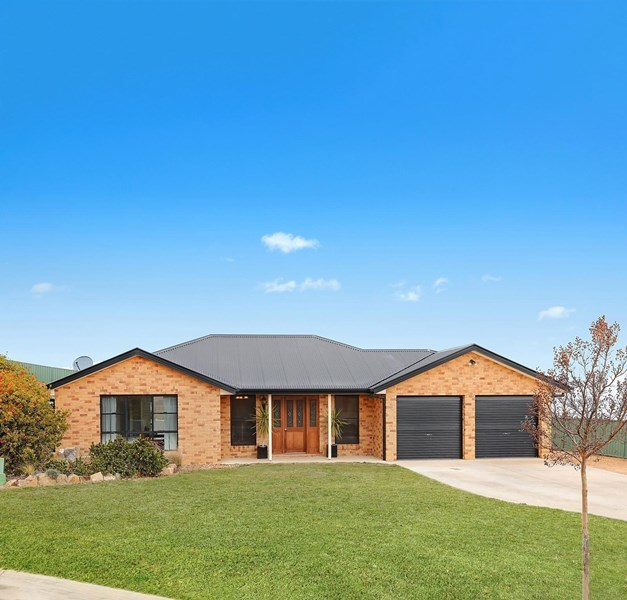 3 Edye Close, Laffing Waters NSW 2795
