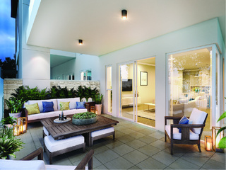 Farrer Village by Goodwin - Two-bedroom apartment