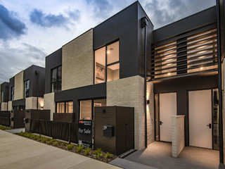 Striking town residences recently completed! Greenway ACT 2900