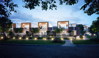 The Central by Goodwin - 3 Bedroom Townhouses
