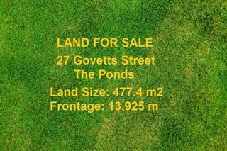 27 Govetts Street