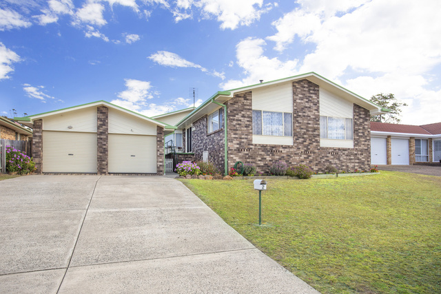 2 Howes Place, Ulladulla NSW 2539