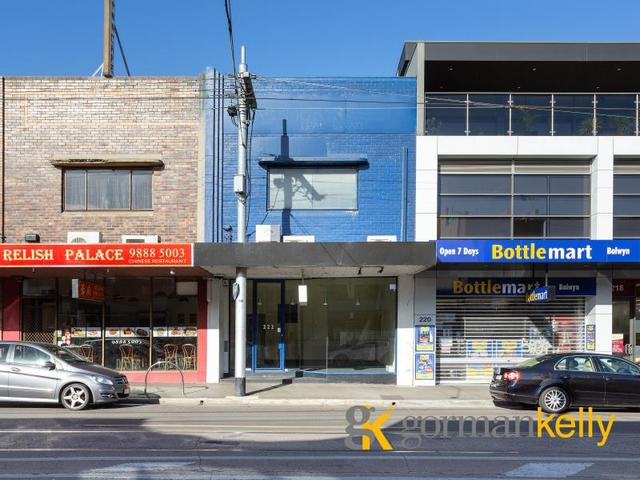 Whole Building/222 Whitehorse Road, Balwyn VIC 3103