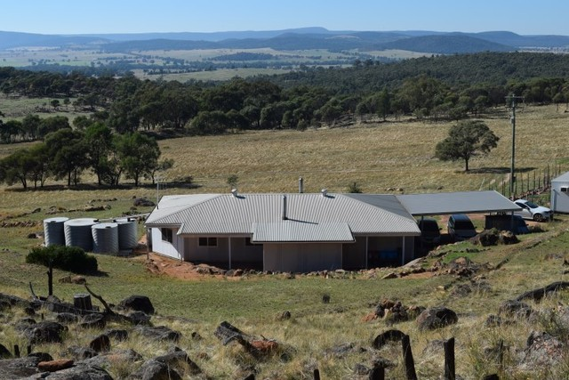 213 Barkers Road, Grenfell NSW 2810