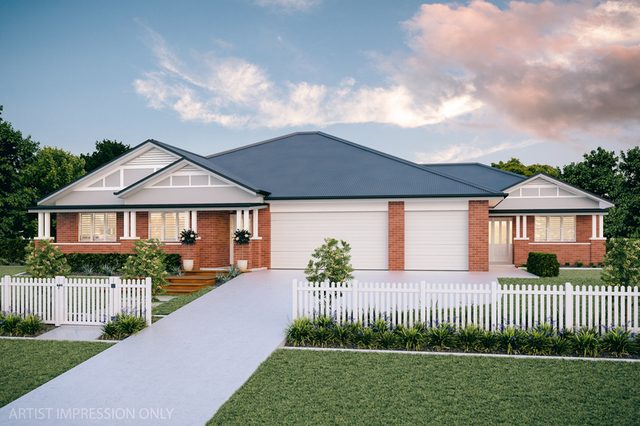 Lot 587 Perriwinkle Crescent, Wallan VIC 3756
