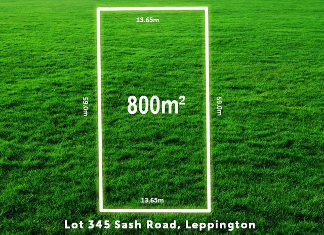 Lot 345 Sash Road, Leppington NSW 2179