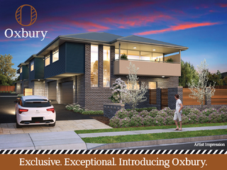 Oxbury - Townhouse