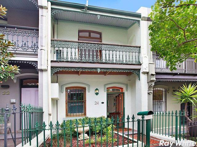 24 Ormond Street, Paddington NSW 2021