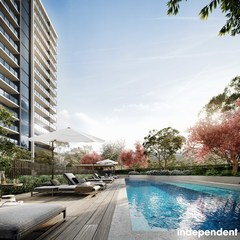 61sqm 1 bedroom apartment overlooking Philip Oval Phillip ACT 2606