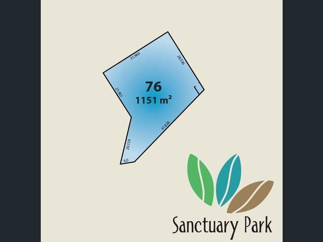 Lot 76 Sanctuary Park Estate, Kepnock QLD 4670