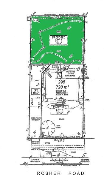 Lot 2/3 Rosher Road, Lockridge WA 6054