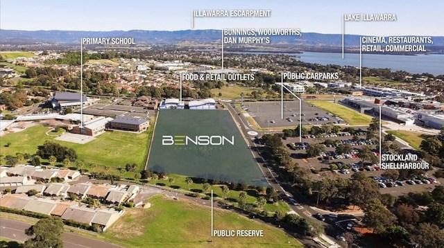 B109/Lot 4212 Benson Avenue, Shellharbour NSW 2529