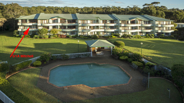 5/1A Fathoms Mitchell Parade, Mollymook Beach NSW 2539