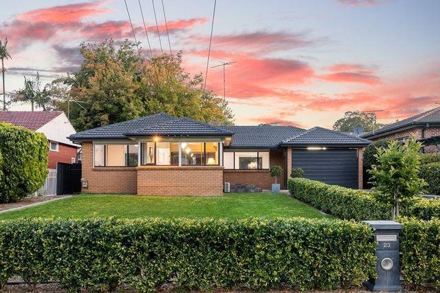 23 Lindsay Street, Baulkham Hills NSW 2153