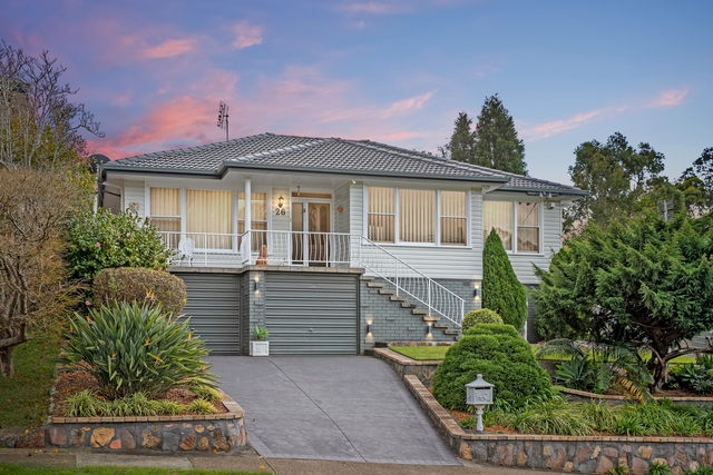 26 Sun Hill Drive, Merewether Heights NSW 2291