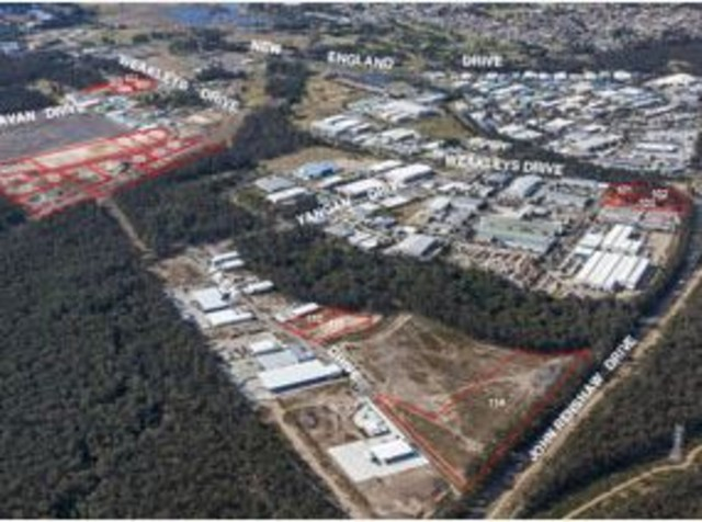 Freeway Business Park, NSW 2322