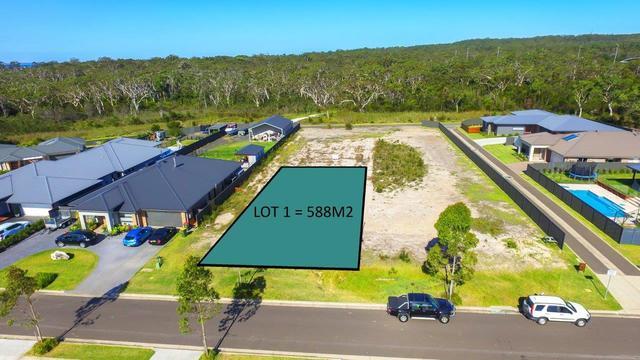 Lot 1 Moona Creek Road, Vincentia NSW 2540