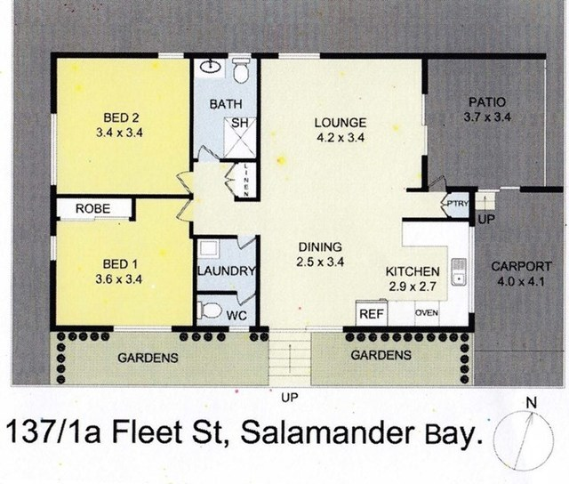 St Anthony Mills Apartments: Real Estate For Sale In Salamander Bay, NSW 2317